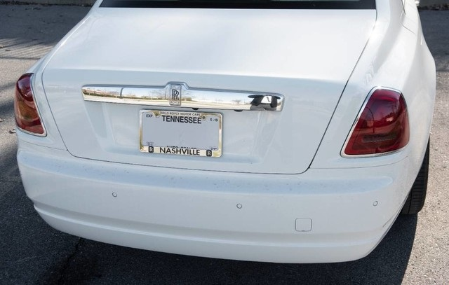 Certified Pre-Owned 2017 Rolls-Royce Ghost Series II