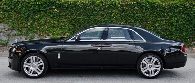 New 2018 Rolls-Royce Ghost Series II