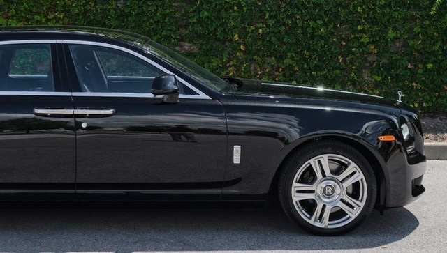 Pre-Owned 2018 Rolls-Royce Ghost Series II