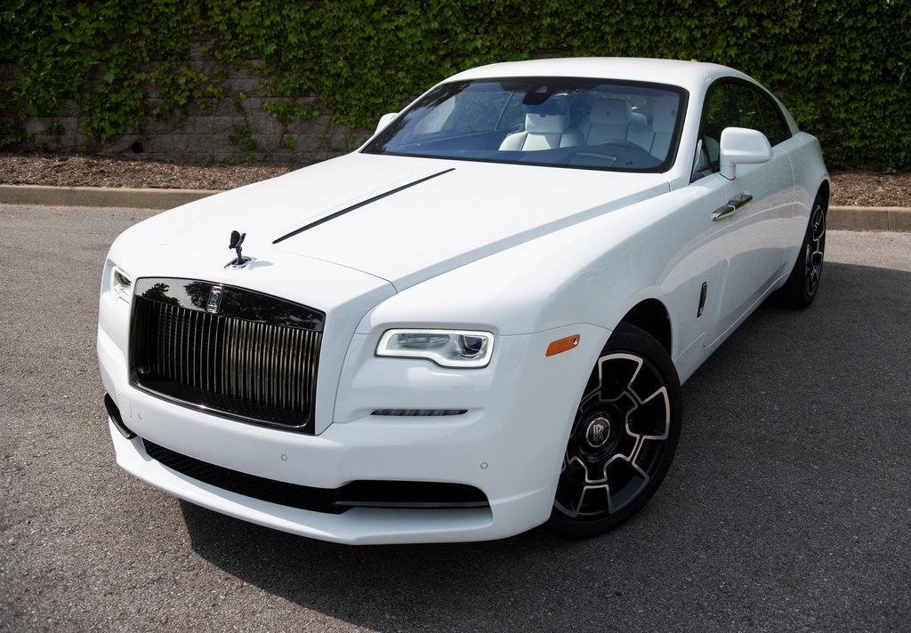 New 2019 Rolls-Royce Wraith Black Badge