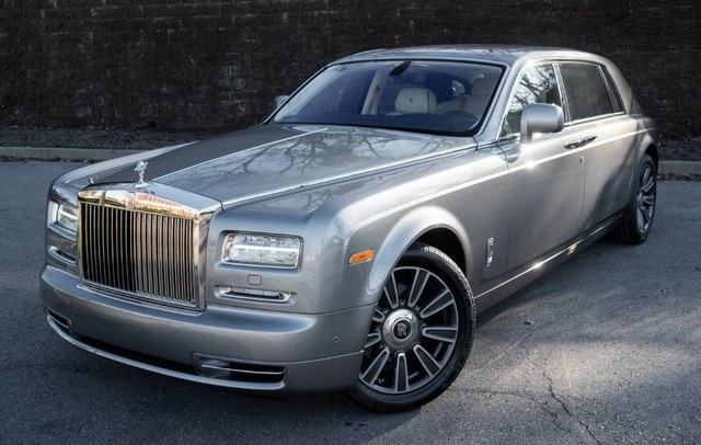 Certified Pre Owned 2016 Rolls Royce Phantom Ewb