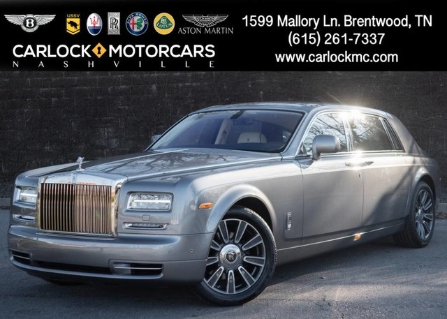 Certified Pre-Owned 2016 Rolls-Royce Phantom EWB