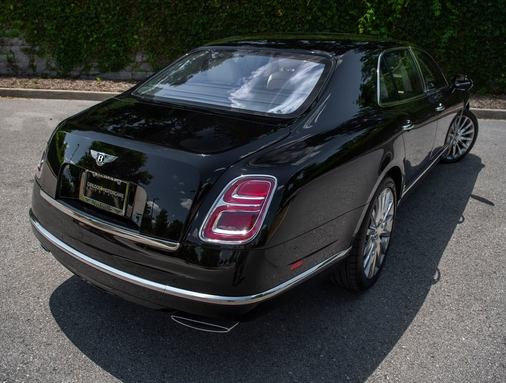 Pre-Owned 2017 Bentley Mulsanne