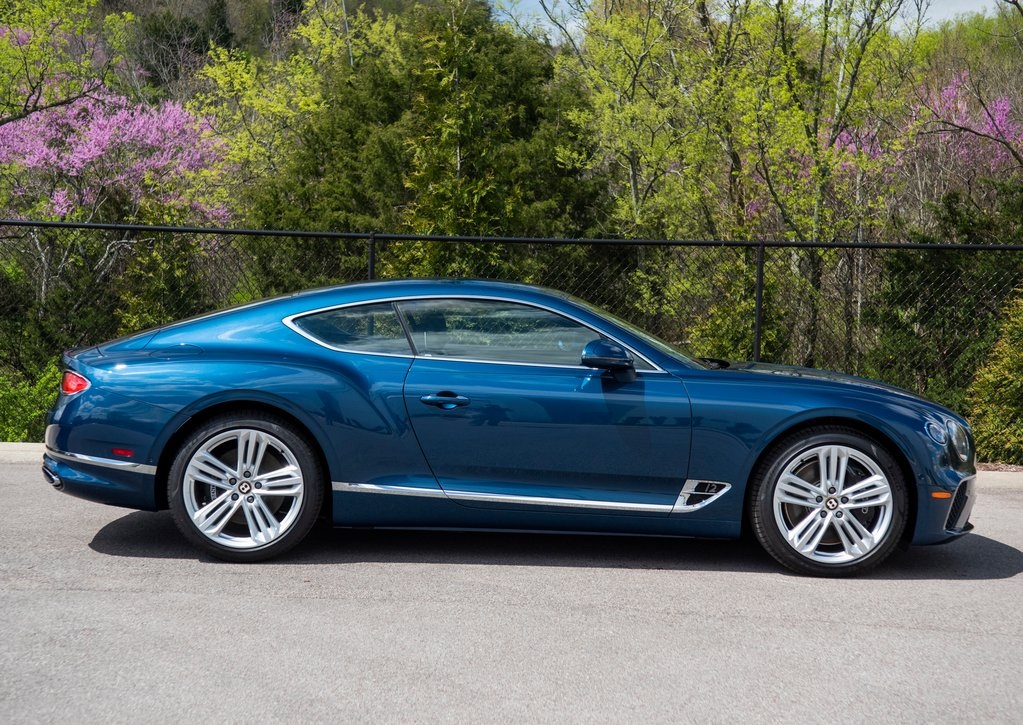 New 2020 Bentley Continental GT W12