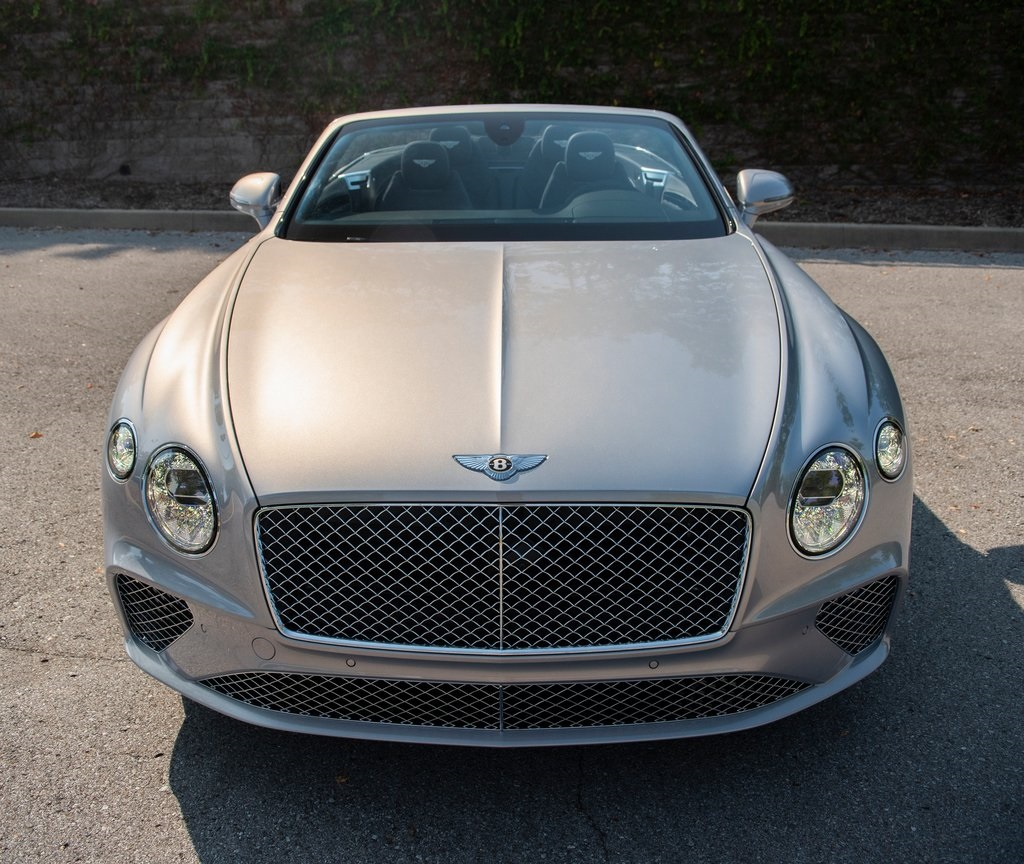 New 2020 Bentley Continental GT Convertible V8