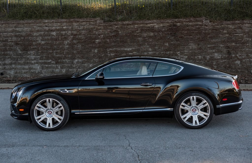 Certified Pre-Owned 2016 Bentley Continental GT V8