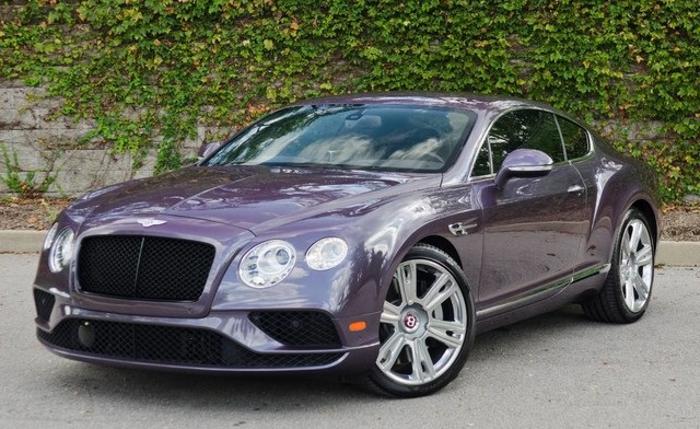 Certified Pre Owned 2017 Bentley Continental Gt V8 2d Coupe In