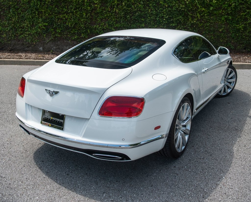 Certified Pre-Owned 2017 Bentley Continental GT W12