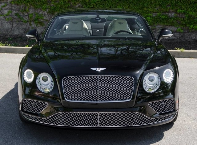 New 2017 Bentley Continental GT W12