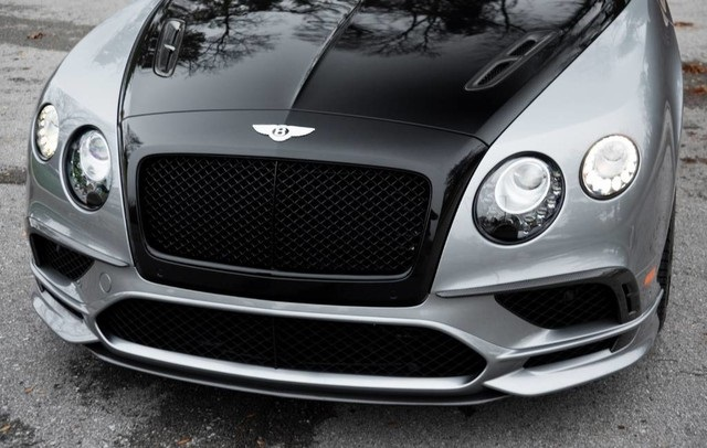 Pre-Owned 2018 Bentley Continental Supersports Convertible