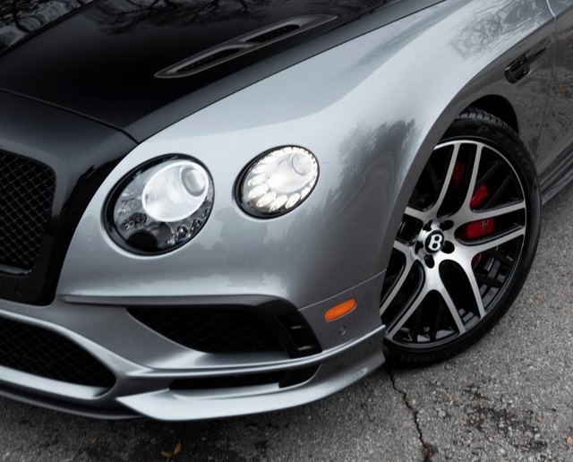 New 2018 Bentley Continental Supersports Convertible