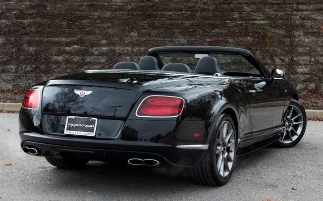Certified Pre-Owned 2015 Bentley Continental GTC V8 S