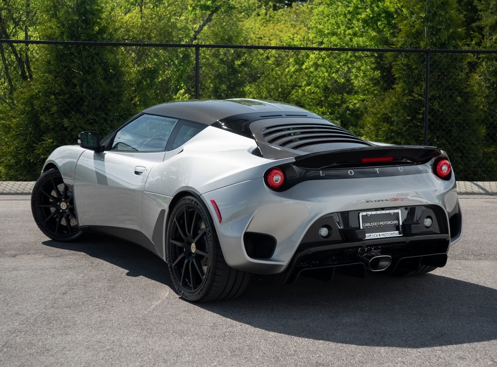 New 2020 Lotus Evora GT