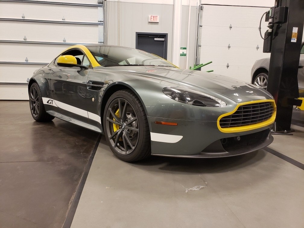 Pre-Owned 2016 Aston Martin Vantage GT Base