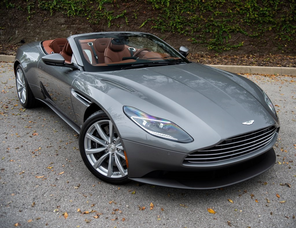 New 2020 Aston Martin DB11 Volante