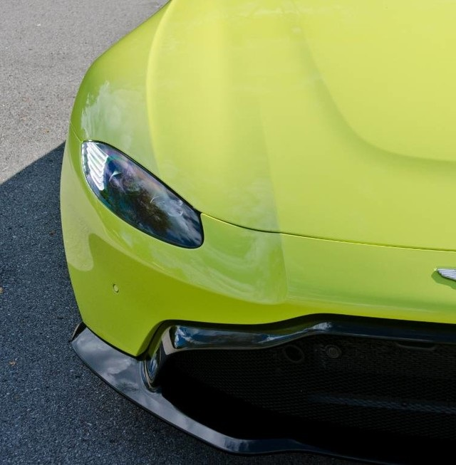 Certified Pre-Owned 2019 Aston Martin Vantage