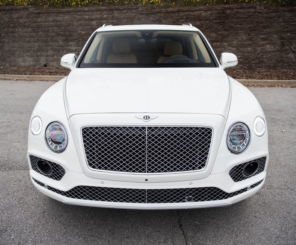 Certified Pre-Owned 2017 Bentley Bentayga W12