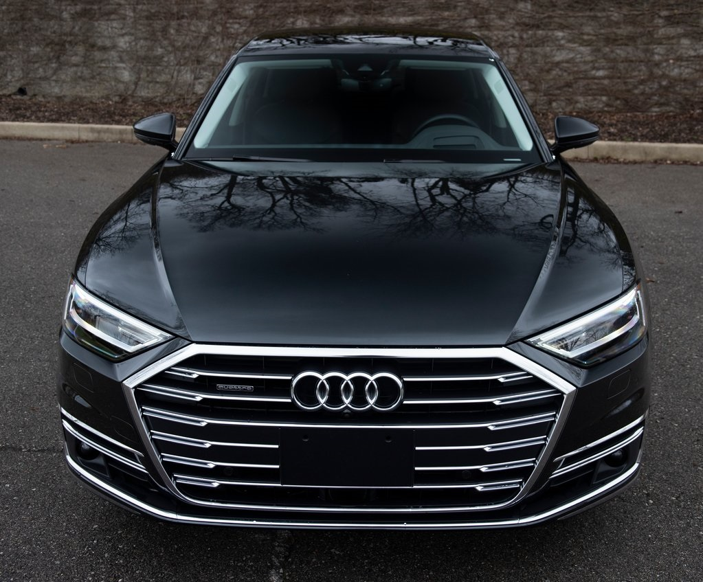 Pre Owned 2019 Audi A8 L 55 4d Sedan In Brentwood B023966a