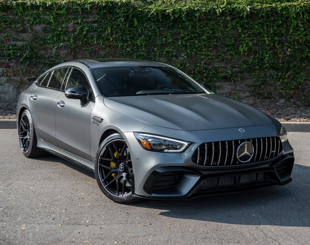 Pre-Owned 2019 Mercedes-Benz AMG® GT 63 S