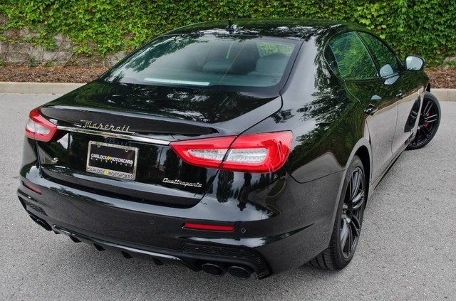 New 2018 Maserati Quattroporte S GranSport