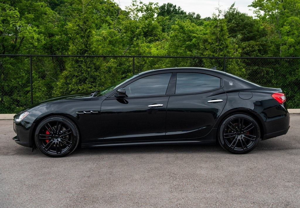 Pre-Owned 2014 Maserati Ghibli Base