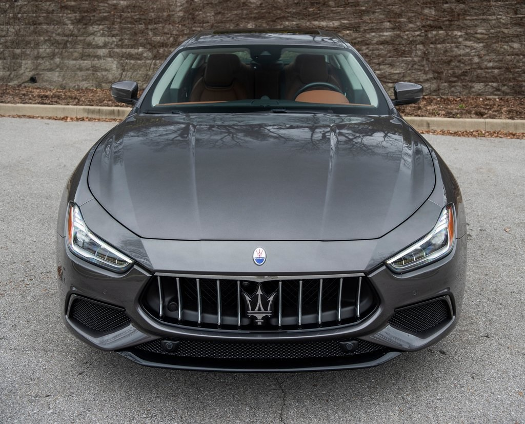 New 2019 Maserati Ghibli GranSport