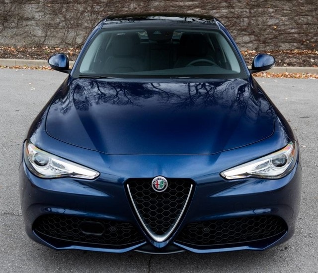 New 2019 Alfa Romeo Giulia Ti Sport 4D Sedan In Brentwood
