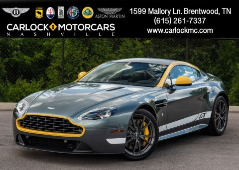 Certified Pre-Owned 2016 Aston Martin Vantage GT
