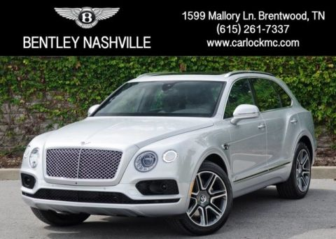 New 2018 Bentley Bentayga Activity Edition